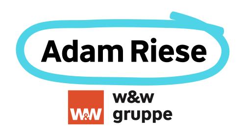 Adam Riese: Ihr 100% digitaler Versicherer mit starkem Partner im Rücken