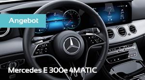 Exklusiv für MAXPOOL-Partner: Top-Leasing-Konditionen für die neue Mercedes E-Klasse Limousine