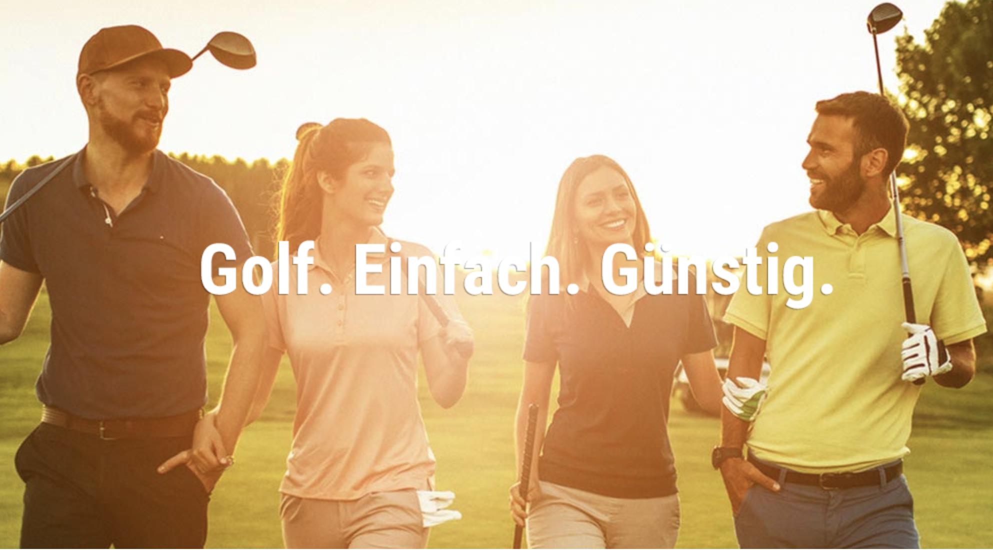 Exklusives Angebot für Maxpool-Makler:                  Golf Jahresmitgliedschaft   ab 42,00 €