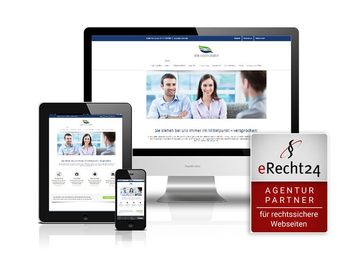 Mehr Erfolg und Neukundengewinnung mit der neuen Website  www.maklerhomepage24.versicherung