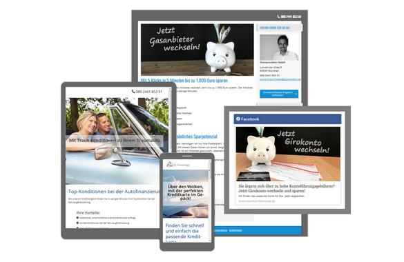 Erstellen Sie Ihre eigene Marketingkampagne - kostenlos und professionell