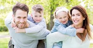 Lückenloser Schutz für die Kleinen
