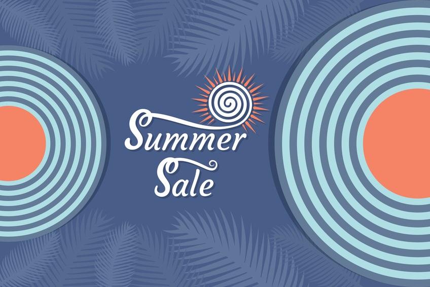 Schnell zugreifen: Summer Sale im Marketing Shop!