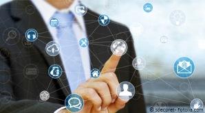 5 der 7 wichtigsten Kontaktkanäle sind online
