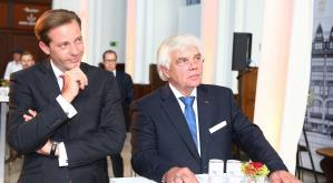 HAMBURGER PHÖNIX maxpool Gruppe trauert um den Aufsichtsratsvorsitzenden Peter Drewes