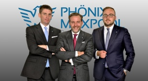 Vorstand der PHÖNIX MAXPOOL Gruppe AG mit neuer Dreierspitze