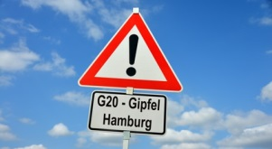 G20-Gipfel: Schäden, soweit das Auge reicht